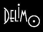 Delimo Bv logo wit